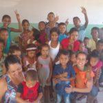 Ação realizada em Catolé do Galho (Bahia)