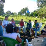 Ação de 2018 realizada na Comunidade Carrapato do Jalapão
